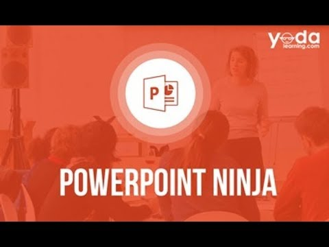 PowerPoint Tutorial: How to Make a Professional presentation in PowerPoint?