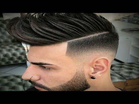 Haircut Boys Style One Side Hairstyle Indian Boy Punjabi Singer Haircut New Haircut 3 Youtube