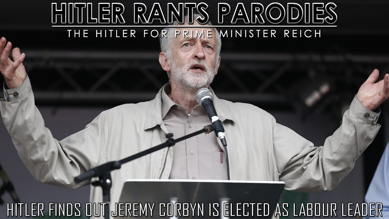 Hitler finds out Jeremy Corbyn is elected as Labour leader