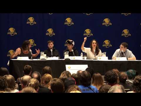 The 100 Panel (Sunday) - Dragon Con 2017