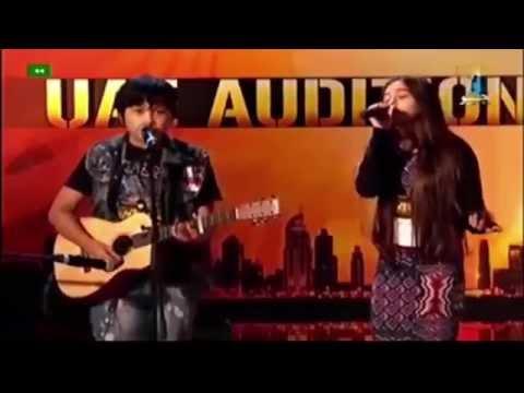 Asia's Singing Superstar Auditions Tum hi ho by Yasmina Alidodova