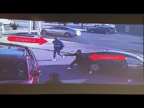 Police release surveillance