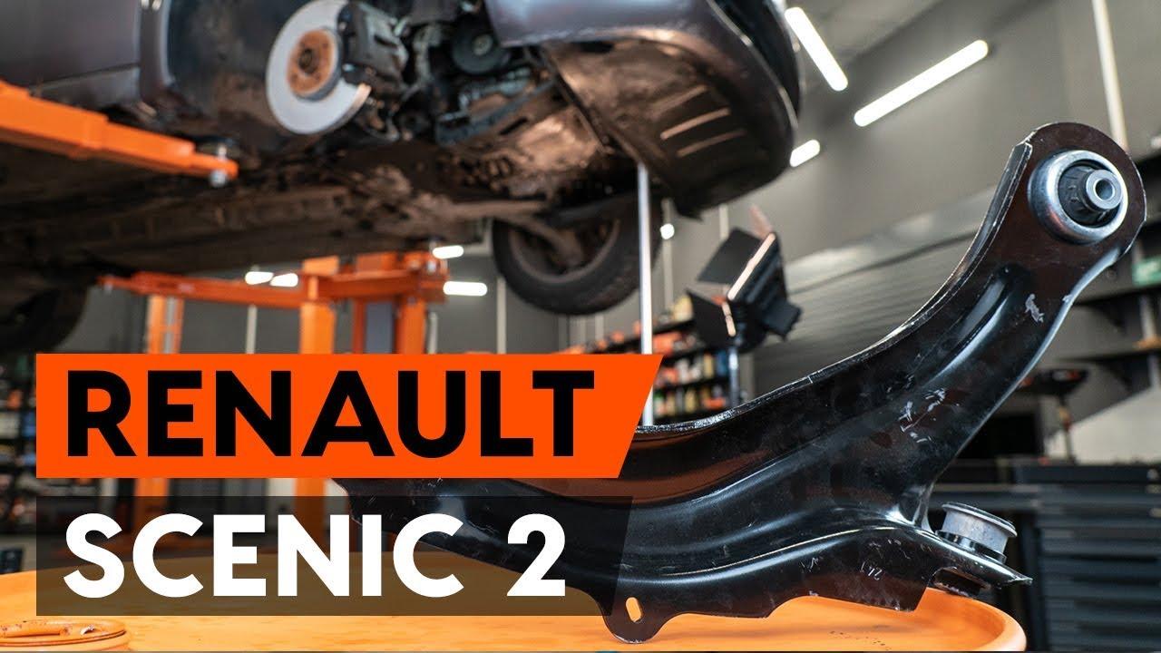 2 Febi Querlenker vorne Renault Grand Megane Scenic