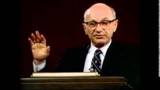 Milton Friedman - Odpowiedzialność za biedę  [Lektor PL]