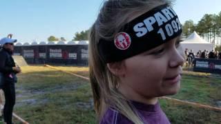Kids Spartan Race 1/2 mile