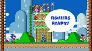 Mario Vs Sonic Vgdc