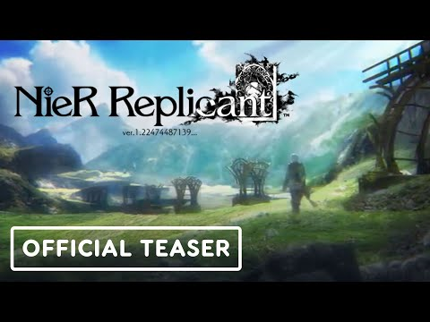 Nier Replicant ver. 1.22474487139 - Official Teaser Trailer