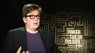 Director Tomas Alfredson On 'Tinker Tailor Soldier Spy'