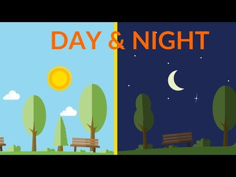 day-and-night-||-video-for-kids