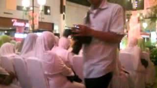 Ali Sastra & Yaya Nuryasin - (MBU) Mama Bunda Ummi Apapun Namanya  @ Botani Square Mall Bogor