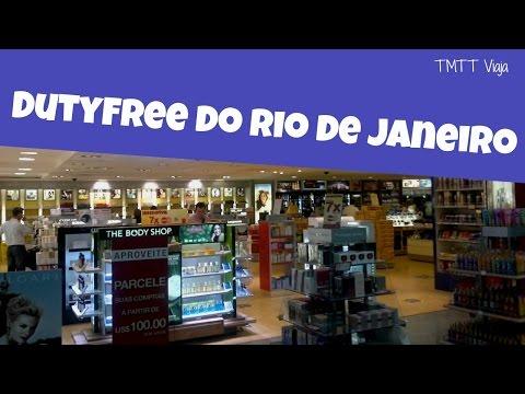 DutyFree do Rio de Janeiro COM PREÇOS - TMTT Viaja