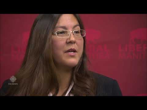 MB Liberal Leader Judy Klassen - 1st Female Indigenous Leader of a Political Party