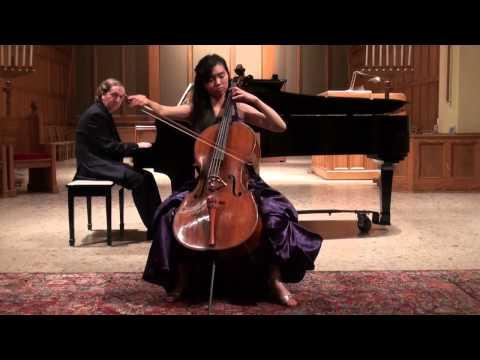 Elgar Cello Concerto in e minor Op. 85 Mvt. 1-2