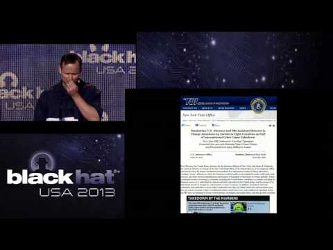 Black Hat 2013 - Spy-jacking the Booters