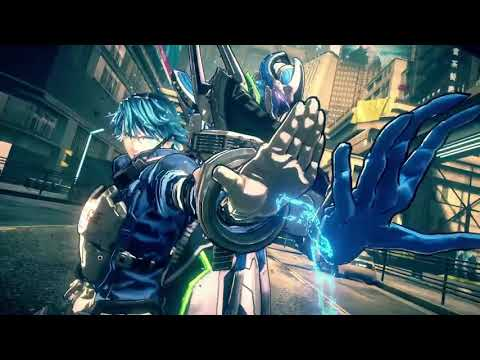 Astral Chain Gameplay - Platinum Games Switch Exclusive