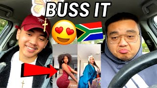Buss It Challenge TikTok Compilation ???? (SOUTH AFRICA ???????????? / AFRICA) REACTION! *FUNNY REACTION ????????????*