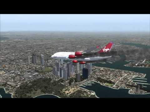 A380 Crash Sydney