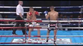 The Night Of Kick And Punch Iii°edizione - Manuel Alberti Vs Lucien Alleyne