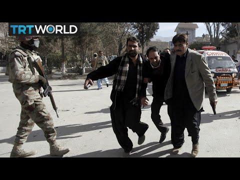 Pakistan Church Attack: Suicide bombers hit church in Quetta