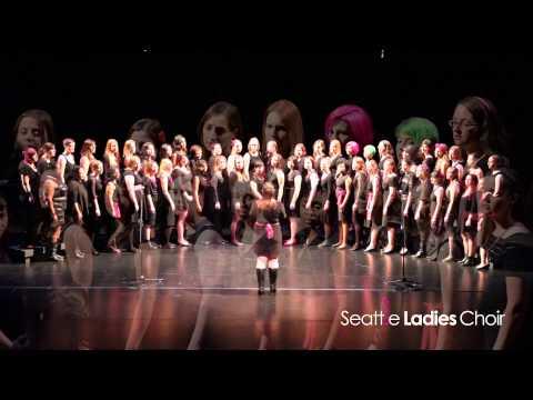 Seattle Ladies Choir: Say Something (A Great Big World)