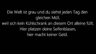 Repeat youtube video Bushido feat Chakuza - Heile Welt. ♥ (Lyrics)