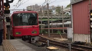 [ MHハーフ‼️1131f MH‼️]名鉄1030系 1131f(特急内海行き)金山駅入線 MHハーフ‼️