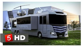 10 Luxury Motor Homes You Need to See