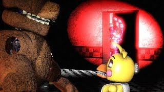 SFM FNAF Part ]1-3] Withered Freddy x toy chica