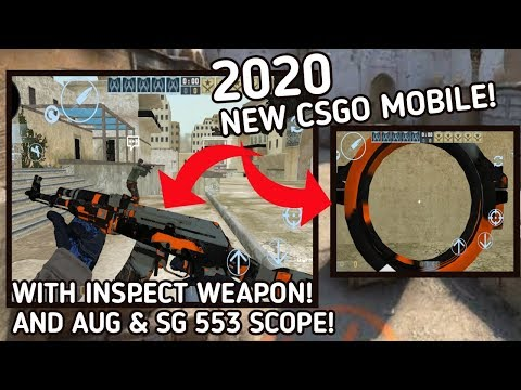 NEW CS 1.6 CSGO MOBILE MOD BY GODZCRAFTPLAYZ NEW MOD 2020 With New Features and More!(DOWNLOAD LINK)