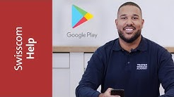 Im Google Play Store (Android) mit der Handyrechnung zahlen - Swisscom Help