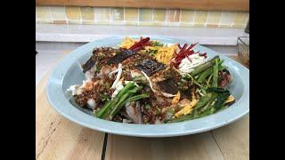 [제대로 요리 ] 국산 홍어 찜