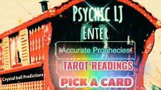 Psychic Tarot Card Predictive Reading — BCMA