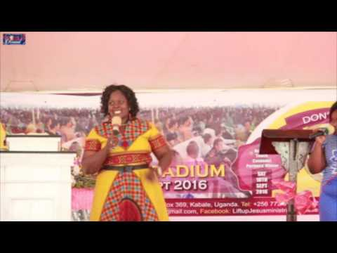 Apostle Lucy Muthami