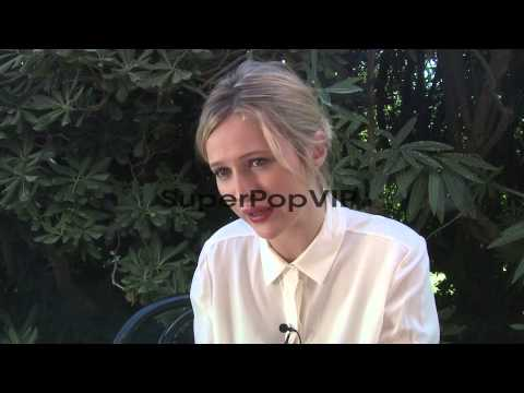 : Christa Theret on working in cinema and theate...