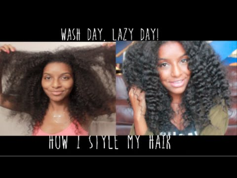 styling hair after washing how to style hair after wash day hair 8305