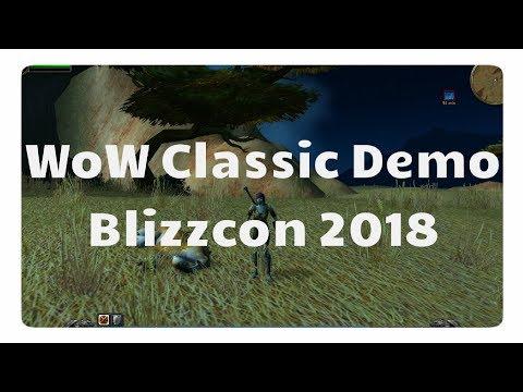 Vorschau Auf Die Classic Version Von World Of Warcraft