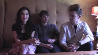 Beyond Stars Talk Holden & Willa