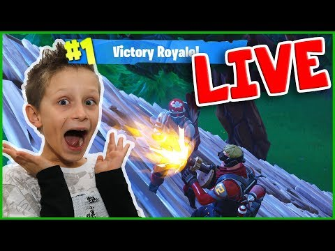 Back for the Victory Royale!!! Mini NINJA Live Stream :)