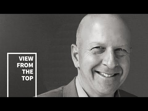 David Solomon, CEO, Goldman Sachs