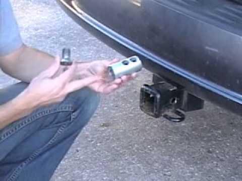 Boss Truck Anti Rattle Ball Mount Youtube