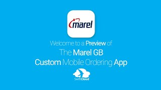 Marel Gb - Mobile App Preview - MAR320W