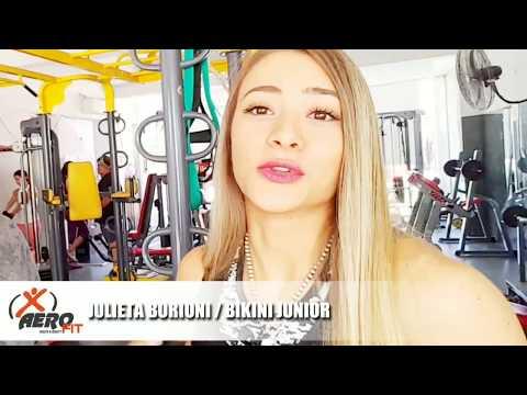 Julieta Borioni Bikini Fitness