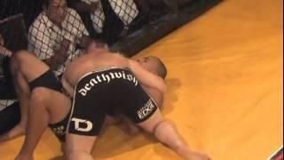 Boxer Vs Wrestler - Tyson Chartier Vs Nate Andrews - Mma Amateur Fight