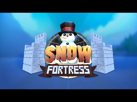 Snow Fortress Trailer HTC Vive Steam VR