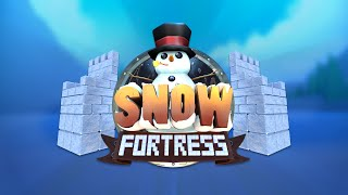 Snow Fortress Trailer HTC Vive Steam VR