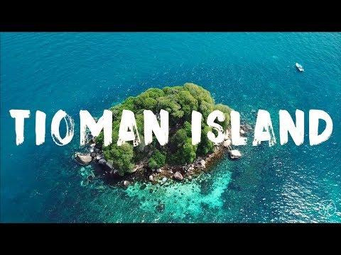 TIOMAN ISLAND - THE MOST BEAUTIFUL ISLAND IN MALAYSIA (HD)