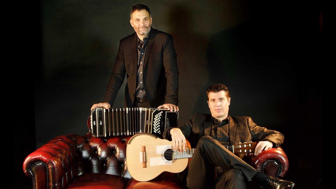 "Emmanuel Rossfelder et Victor Villena "" Passions du Sud "" (Official Video)"