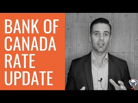 Bank Of Canada Interest Rate Update October 2018