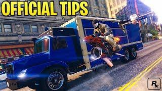 Rockstar's Official Tips when the Terrorbyte & Oppressor Mk2 Release Tomorrow in GTA Online!