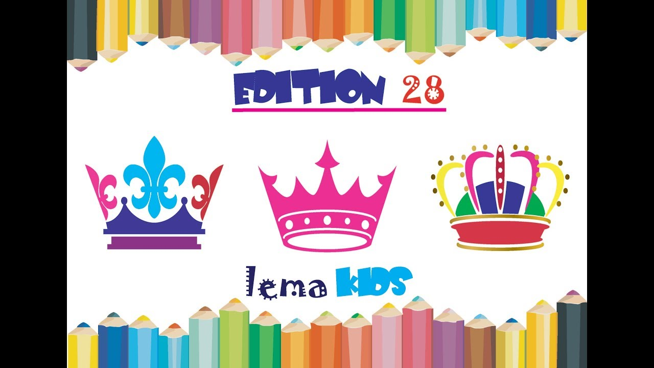 Ayo Mewarnai Mahkota Raja Di Ep 28 Lema Kids Download Buku Gambar